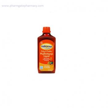 Haliborange Baby & Toddler Multivitamin Liquid 250ml