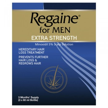 Regaine For Men Extra Strength x 180ml