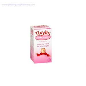 Tixylix Baby Dry Cough Syrup 100ml
