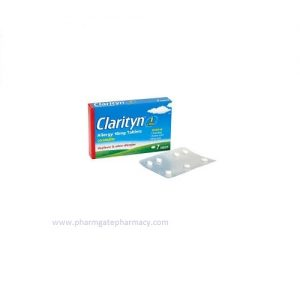 Clarityn Allergy Tablets Pack of 7