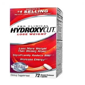 HyDroxycut -Pro Clinical, 72 Rapid Release Caplets from Hydroxycut