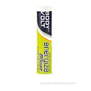Body Volt – Energize Boost with Guarana X 20