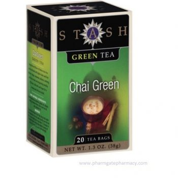Stash Tea – Chai Green Tea X 20 Tea Bags