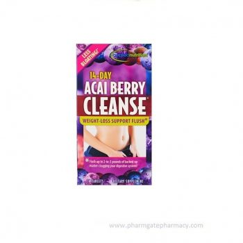14-Day Acai Berry Cleanse, 56 Tablets (Irwin Naturals)