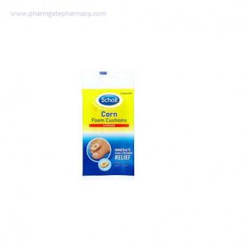 Scholl Corn Foam Cushions