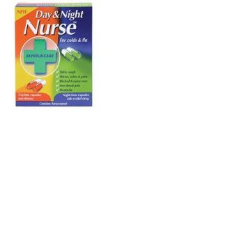 Day & Night Nurse Capsules X 24