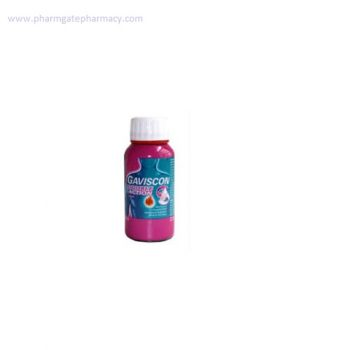 Gaviscon Double Action Liquid Peppermint 150ml