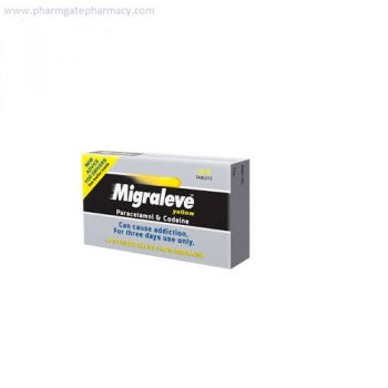 Migraleve Tablets Yellow tabs X 24