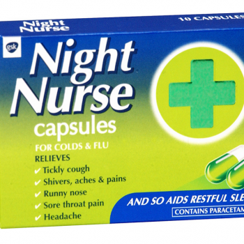 Night Nurse capsule x 10