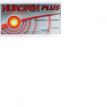 Nurofen Plus Tablets X 24