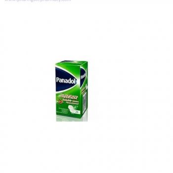 Panadol Actifast Soluble Tablets X 24