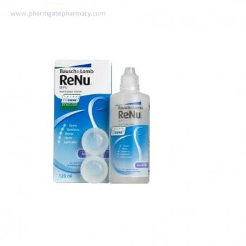 Renu Multi Purpose Contact Lens Solution 120ml
