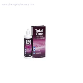 Total Care Disinfecting & Wetting Solution 120ml