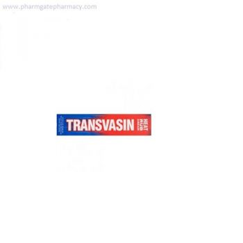 Transvasin Heat Rub 80g