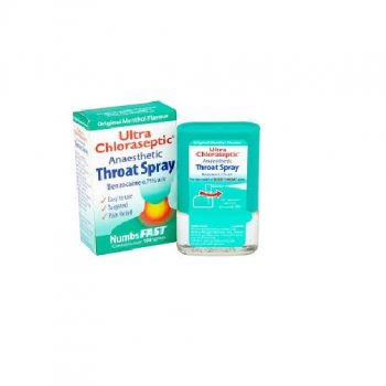 Ultra Chloraseptic Throat Spray Original Menthol 15ml