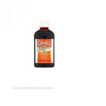 Covonia Chesty Cough Mixture 150ml