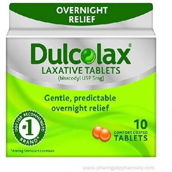 Dulcolax Laxative Tablets X 10