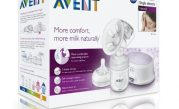 Avent electrical breast pump