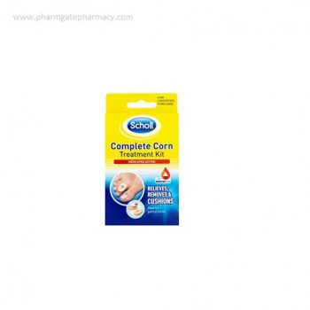 Scholl Complete Corn Treatment Kit