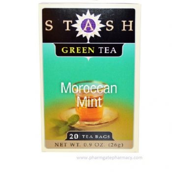 Stash Tea – Green Tea Moroccan Mint X 20 Tea Bags