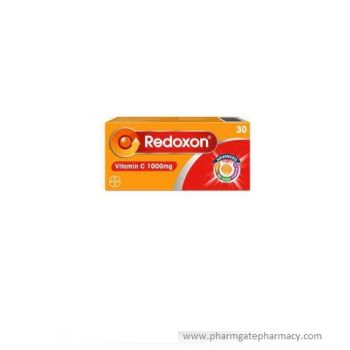 Redoxon Orange Immune Support Vitamin C 30 Tablets